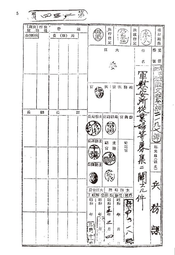 2-1-7a 史料 陸軍省副官通牒19380304-1