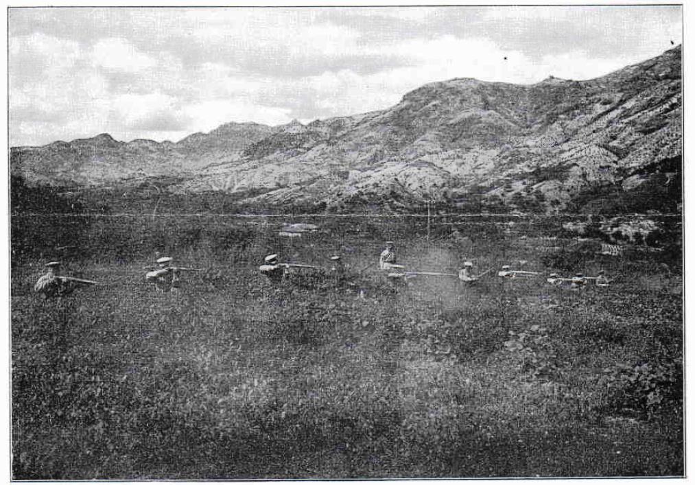 Q5-1a 軍事演習1912